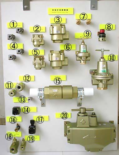 空気圧回路機器